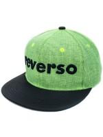 Gorra Reverso Dealer Verde Neon Negro