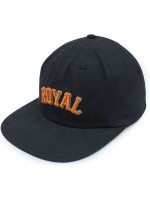 Gorra Royal Giant Black Orange
