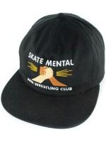 Gorra Skate Mental Arm Wrestling Club Black