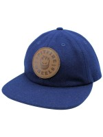 Gorra Spitfire Bighead Patch Unstructured Navy