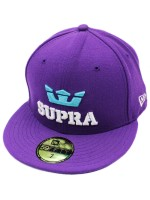Gorra Supra Above New Era Purple
