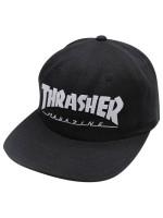 Gorra Thrasher Magazine Logo Felt Black