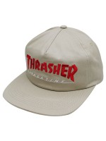 Gorra Thrasher Magazine Logo Two Tone Tan