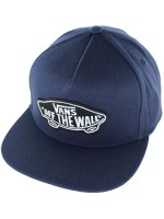 Gorra Vans Classic Patch Snapback Dress Blues