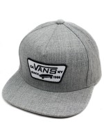 Gorra Vans Full Patch Heather Grey