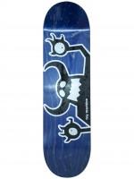 """Tabla Toy Machine Original Monster Blue 8.38"""""""