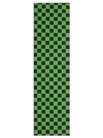Lija Generica Cuadros Negro Verde