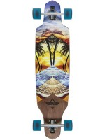 Longboard Dusters Wake Element Multi 38""