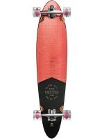 "Longboard Globe Pinner Classic Red Foil 40"""