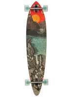 Longboard Globe Pintail Bamboo Climate Change 44""