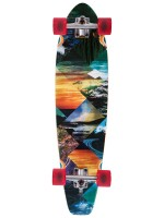 Longboard Globe The All-Time Escape 35""