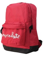 Mochila Chocolate Chunk Simple Red
