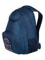 Mochila Roxy Shadow Swell Solid Dress Blues