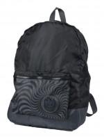 Mochila Spitfire Bighead Swirl Packable Black