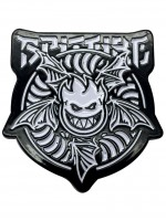 Pin Spitfire Nocturnus Black White