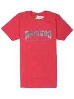 Playera Antihero Skate Co. Slim Red Camo