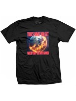 Playera Baker The End Black