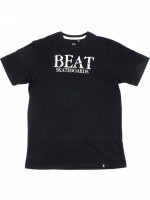 Playera Beat Logo Negra