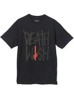 Playera Deathwish Deathstack Black Tonal