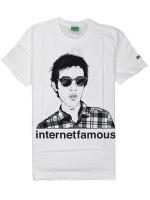 Playera Enjoi Internet Famous Premium White