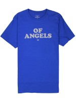 Playera Fourstar City Slogan Royal Blue