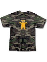 Playera Grizzly X Adventure Time Homies Help Homies Camo