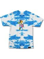 Playera Grizzly X Adventure Time Like Your Brain & Stuff Tie Dye