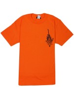 Playera Independent Jessee Orange