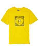 Playera Quiet Life Happiness Is Yellow