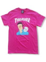 Playera Thrasher Gonz Cover Pink