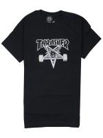 Playera Thrasher Skategoat Black