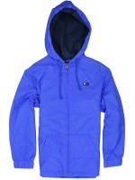 Rompevientos Fourstar Ronan Youth Royal Blue