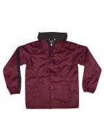 Rompevientos Independent Tonal Bar Cross Maroon