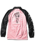 Rompevientos Primitive Embroidered Club Pink