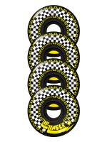 Ruedas Krooked Zip Zinger Black 54mm