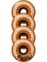 Ruedas Krooked Zip Zinger Orange 58mm