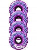 Ruedas Krooked Zip Zinger Purple 54mm