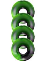 Ruedas Penny Green Black Swirl 59mm