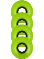 Ruedas Penny Transparent Green 59mm