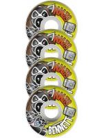 Ruedas Pig Wheels Pro Vice Bennet 52mm