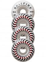 Ruedas Spitfire Berle Pro Classics White 53mm