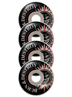 Ruedas Spitfire Burn & Destroy White Classics 99Du 53mm