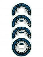 Ruedas Travel On Wheels TOW Cónica Azul Negro 54mm