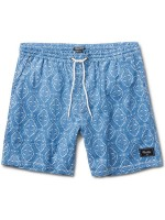 Shorts Primitive Pool Party Rain Cloud Heather