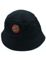 Sombrero Santa Cruz Dot Os Black