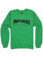 Sudadera Antihero Skate Co Green Black