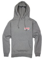 Sudadera Fucking Awesome X Thrasher Trash Me Heather Gray