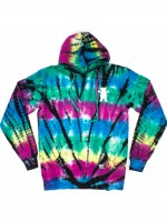 Sudadera Grizzly Above The Clouds Tie Dye