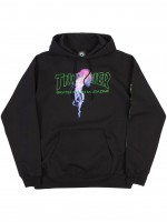 Sudadera Thrasher Atlantic Drift Black