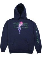 Sudadera Thrasher Atlantic Drift Navy